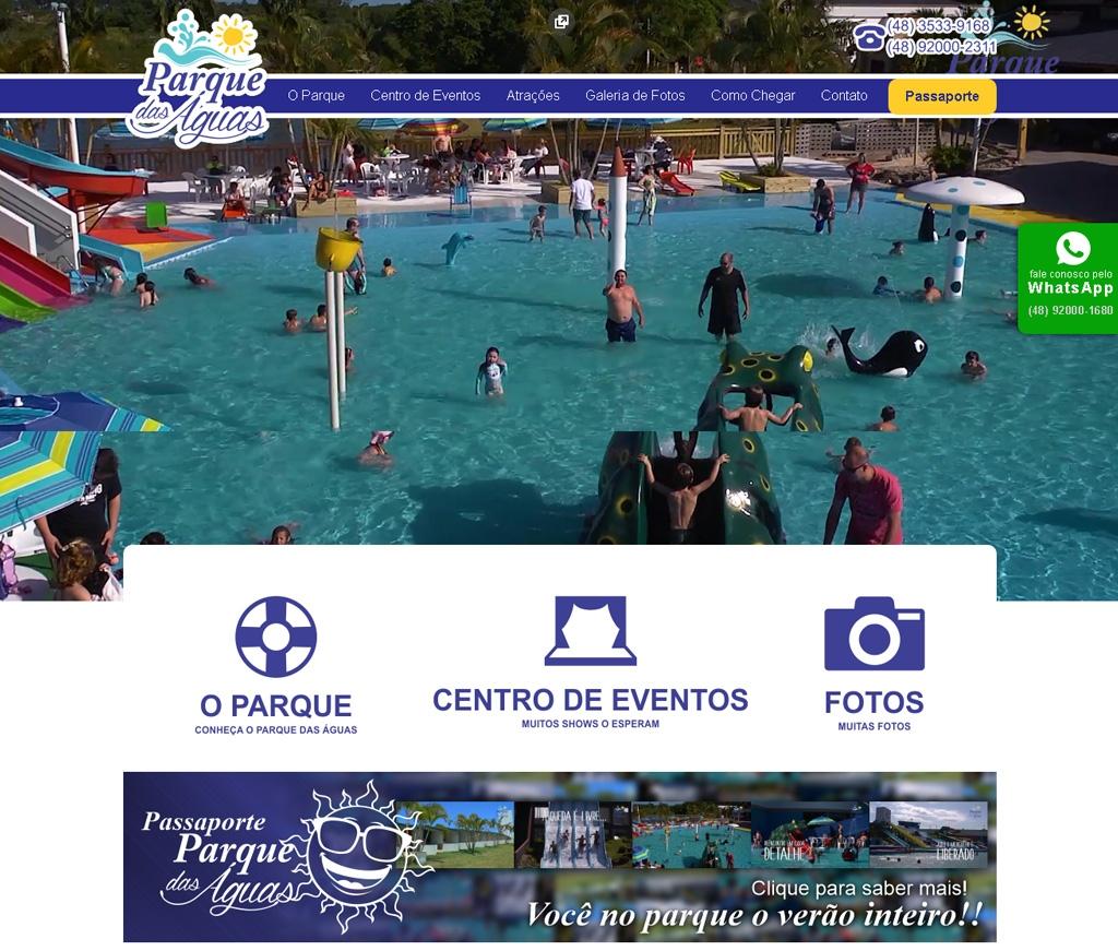 Parque das Aguas - A. DE SOUZA ALBINO EPP