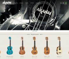 Akahai - TR MUSIC COMERCIO DE INSTRUMENTOS MUSICAIS LTDA