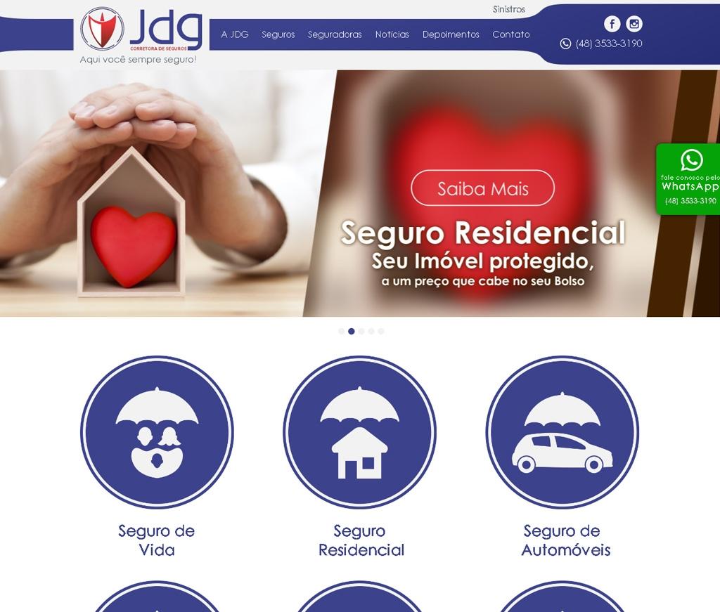JDG Coretora de Seguros LTDA