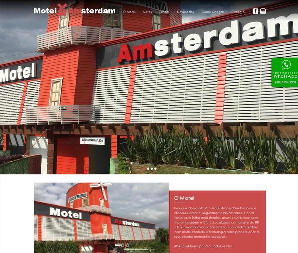 Amsterdan Motel LTDA