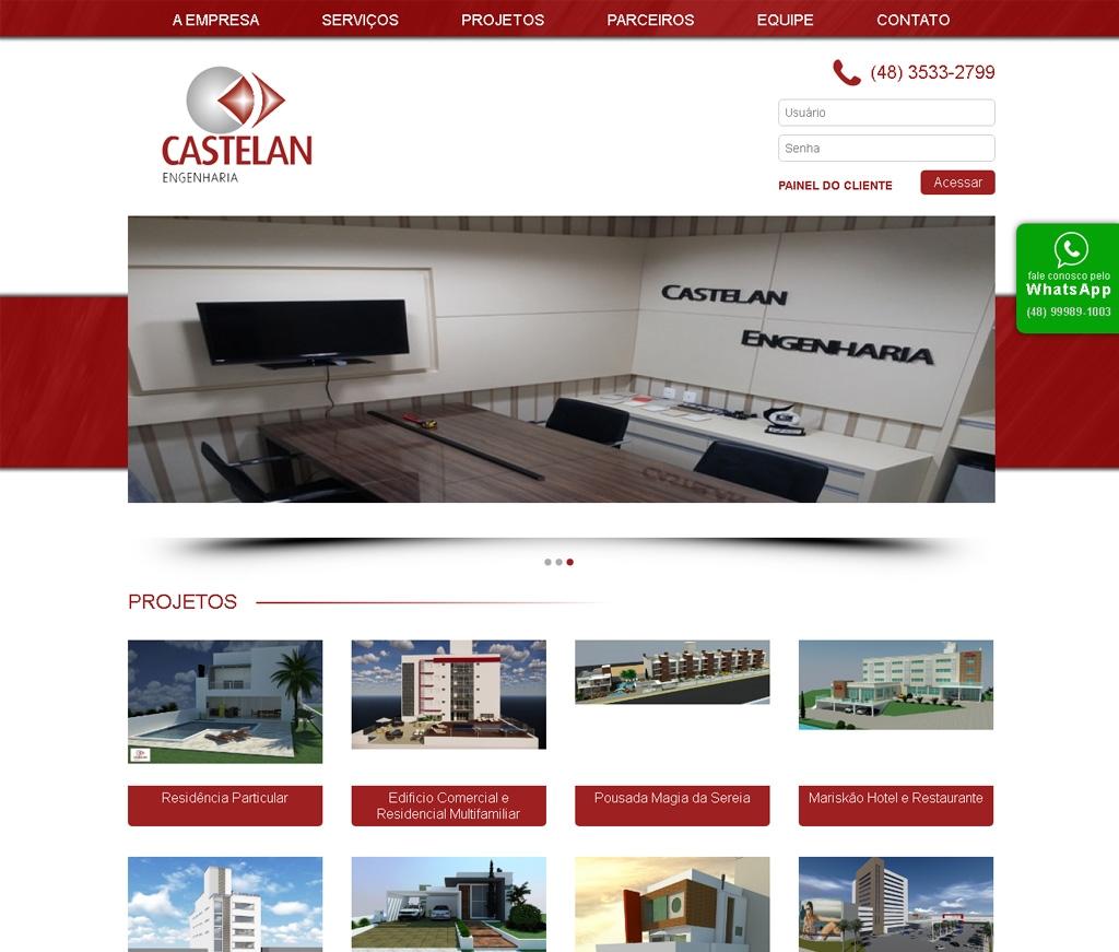 Castelan Engenharia - Mariel Castelan da Silva