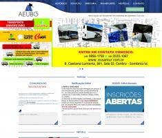 AEUBG - Associação dos Estudantes Universitários de Balneário Gaivota