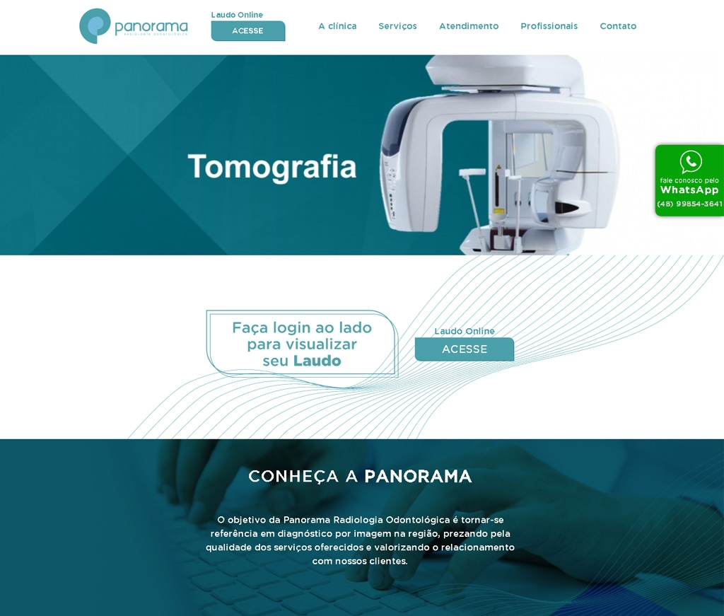 Panorama Radiologia Odontológica