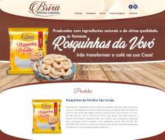 Brisa Alimentos - JM Matheus Comercial LTDA ME