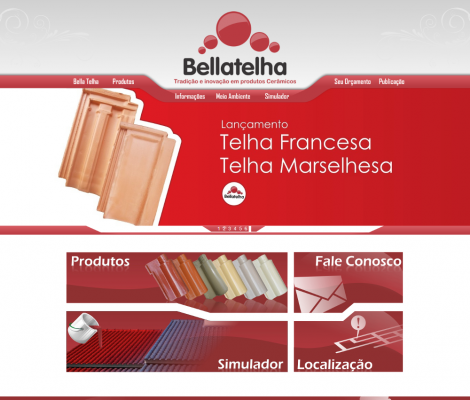 Bella Telha - SUL PRODUTOS CERAMICOS LTDA - ME