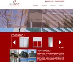 Alufinit -  Indústria de Esquadrias Ltda - Me