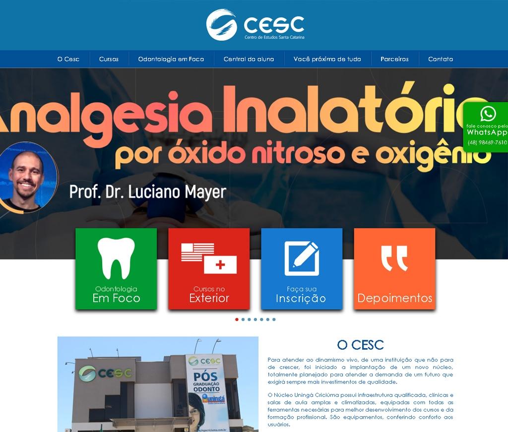 Faculdade Ingá - Criciúma