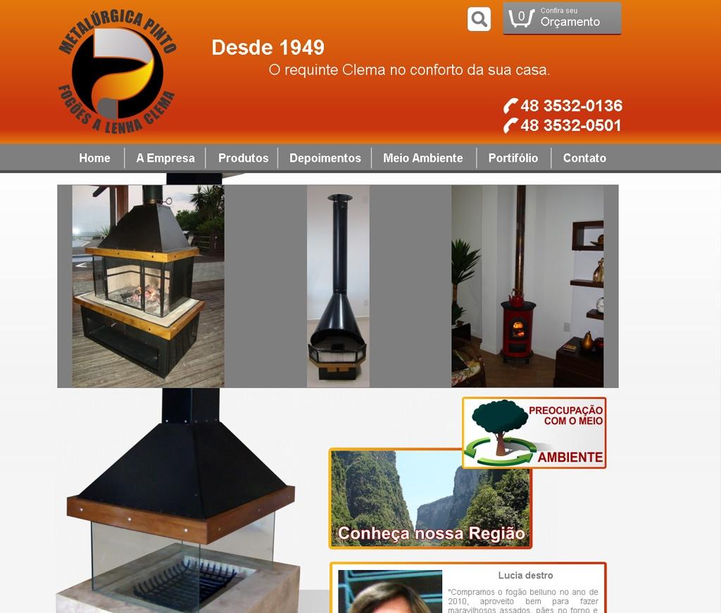 Metalúrgica Pinto Ltda - EPP
