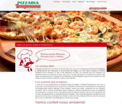 Pizzaria Temperoma