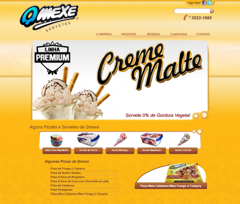 Q Mexe - Leiffer Alimentos Ltda
